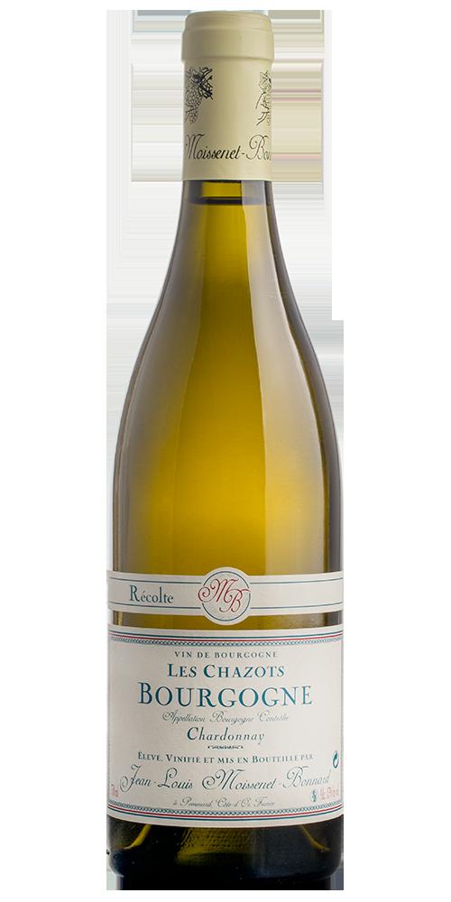 BOURGOGNE «Les Chazots» - Chardonnay