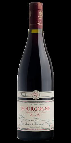 BOURGOGNE «Cuvée de l'Oncle Paul» - Pinot noir